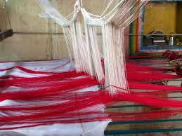 Silk weaving Tamil Nadu