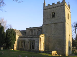 Spelsbury Church
