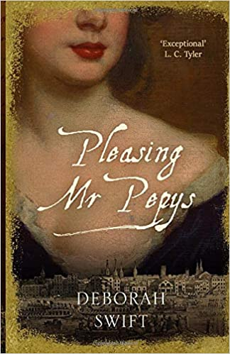 Book Cover: Pleasing Mr Pepys