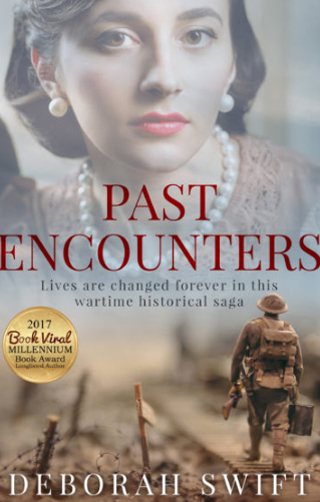 Book Cover: Past Encounters