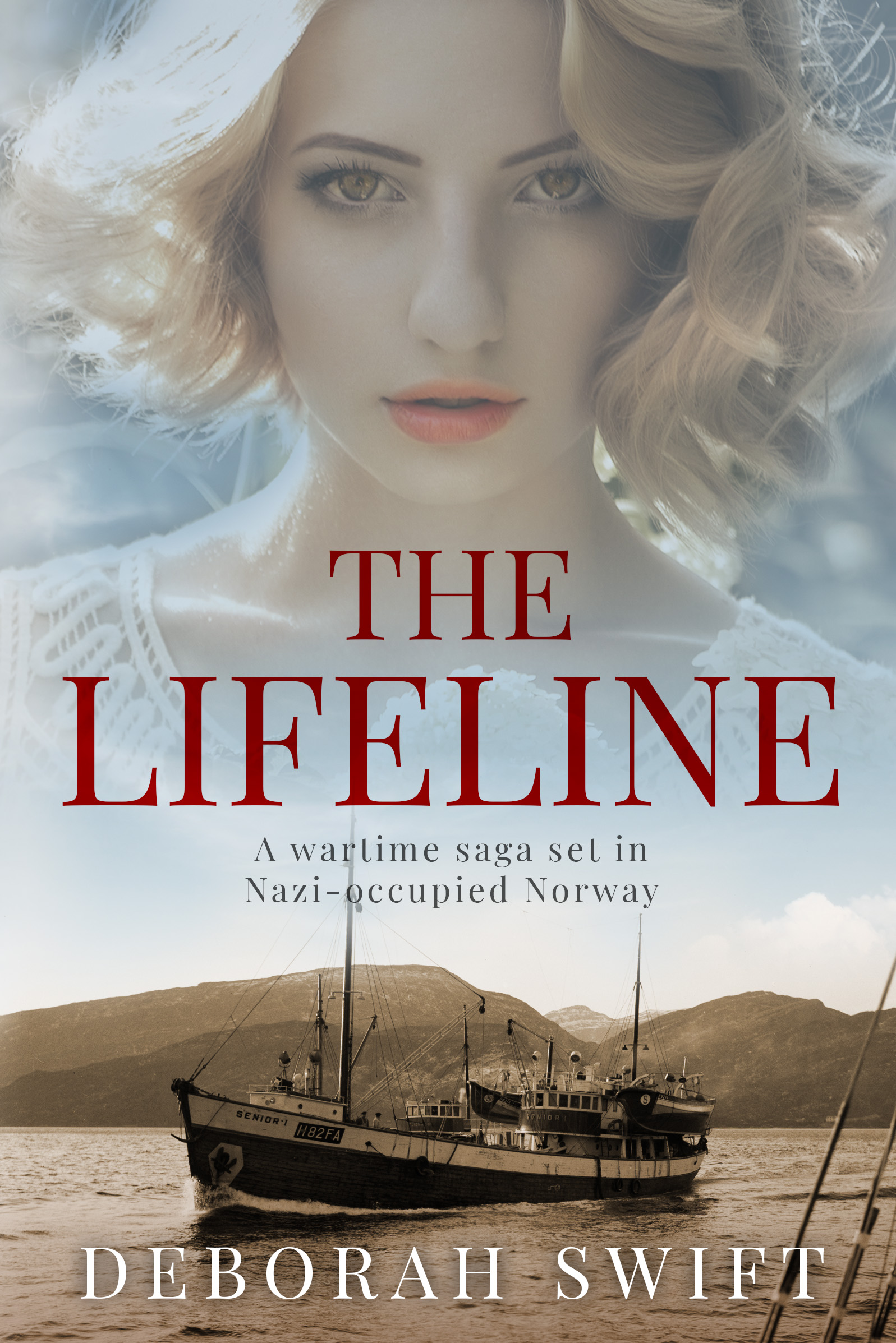 The Lifeline by Deborah Swift #WW2